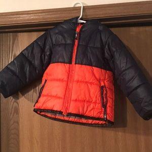 4T Winter Coat